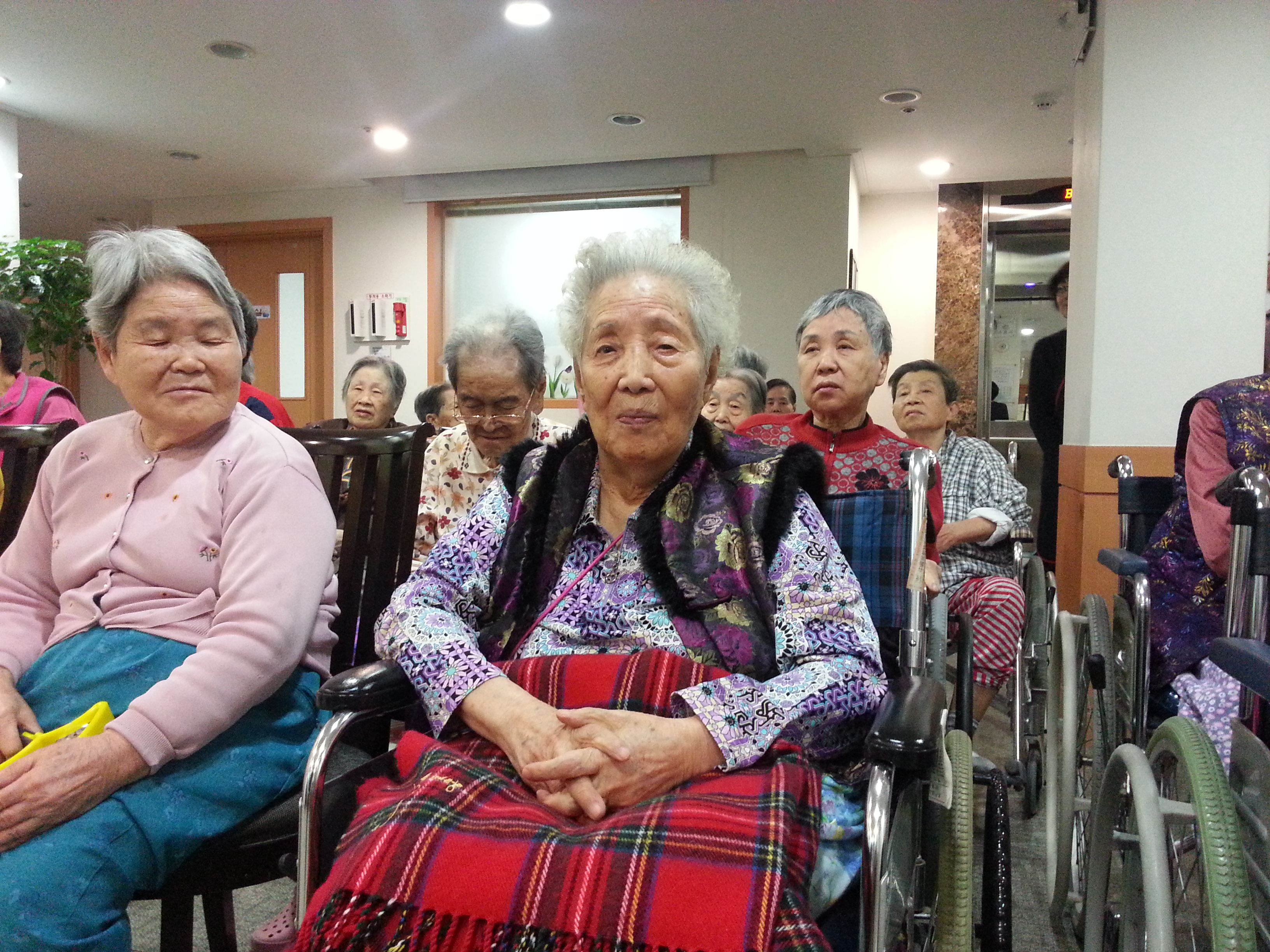 2012년 10월 23일 노래봉사